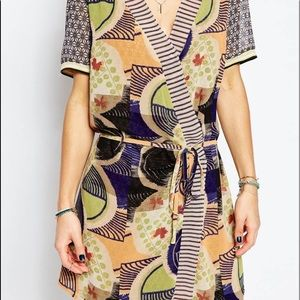 Scotch & Soda Wrap Around dress